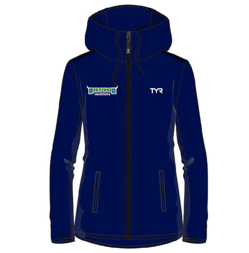 Berzerker Team Ladies Warm Up Jacket