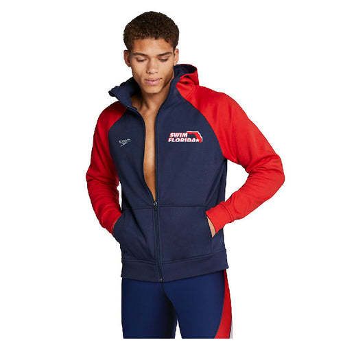 Swim Florida Youth/Men's Warm Up Jacket