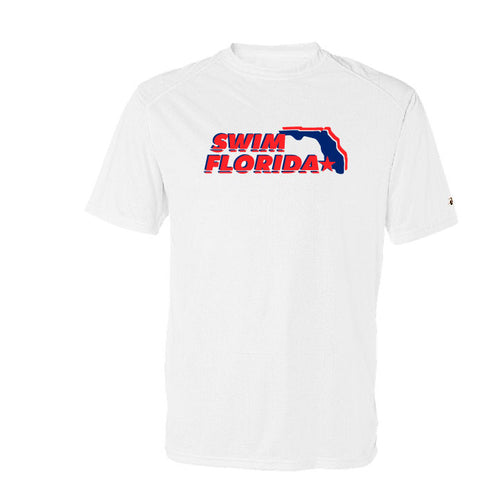 Swim Florida Performance Short Sleeve