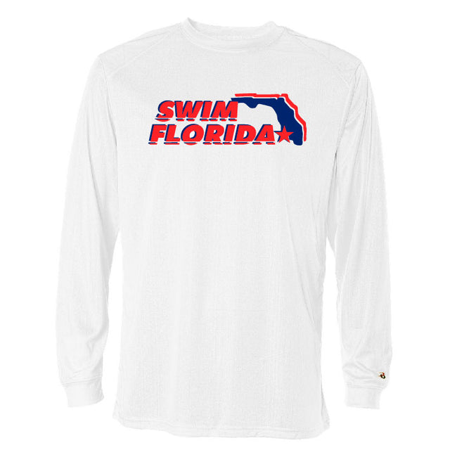 Swim Florida Performance Long Sleeve