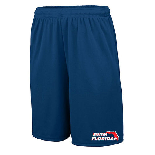 Swim Florida Unisex Pocketed Shorts