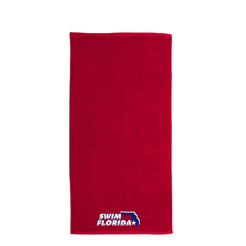 Swim Florida Team Towel