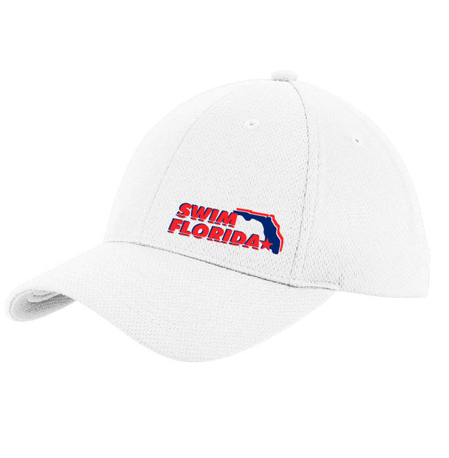 Swim Florida PosiCharge Mesh Cap