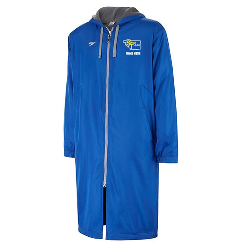 SwimTulsa Team Parka