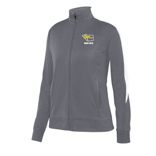 SwimTulsa Ladies Warm Up Jacket