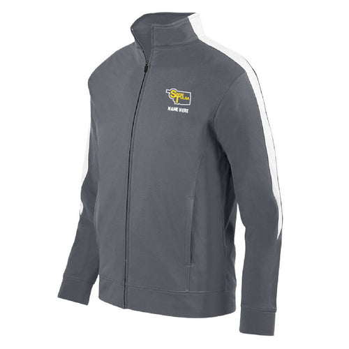 SwimTulsa Youth/Men's Warm Up Jacket