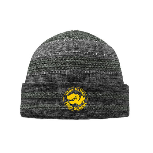 Blue Valley HS Cuffed Beanie