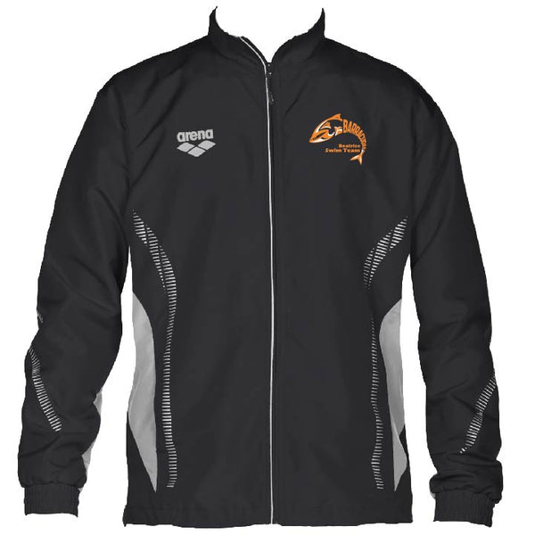 Beatrice Barracudas Team Warm Up Jacket