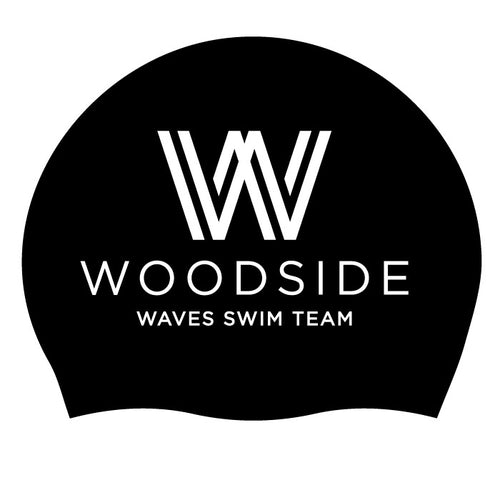 Woodside Waves Silicone Cap
