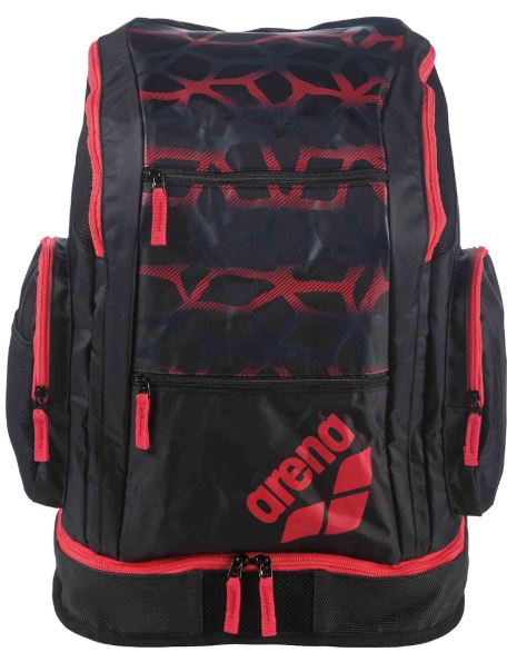 Arena Spiky 2 Print Backpack