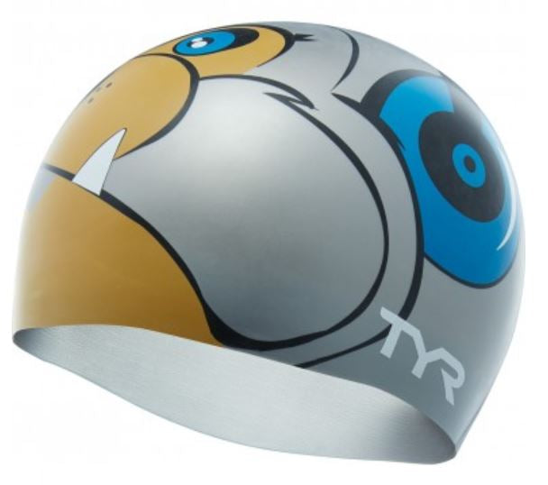 TYR Pattern Silicone Cap