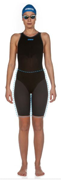 Women's Powerskin Carbon-DUO Bottom