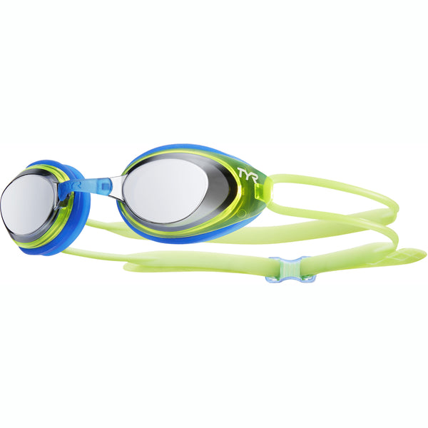 Blackhawk Junior Racing Mirrored Goggles