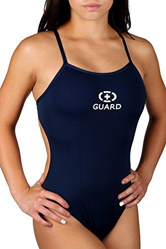 Womens Nylon Lifeguard Suit