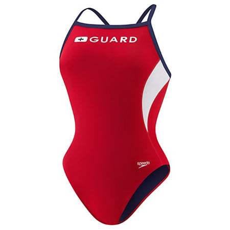 Mens Guard Red Board Shorts