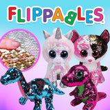 The TY Beanie Baby - Flippables - CLIP