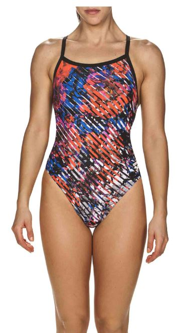 Under The Sea Foil Flutterback Suit