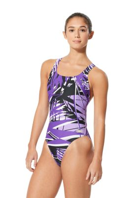 Shattered Palm Super Pro Swimsuit
