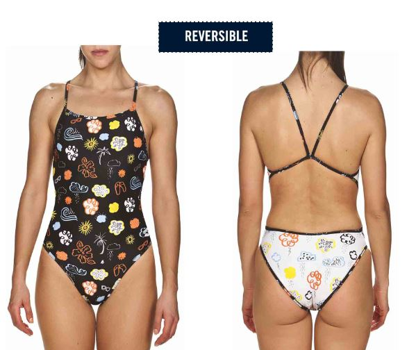 Tropical Storm Reversible Challenge Back - MaxLife