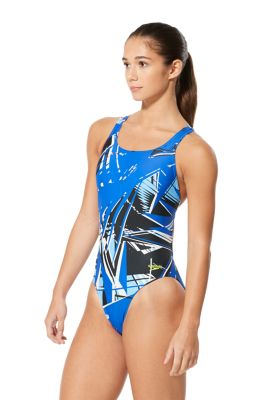 Reactor Splice Racer Swimsuit