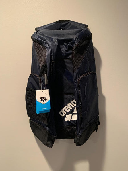 Navy Arena Backpack