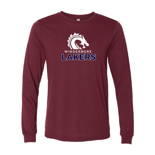 Windermere Lakers Long Sleeve T-Shirt