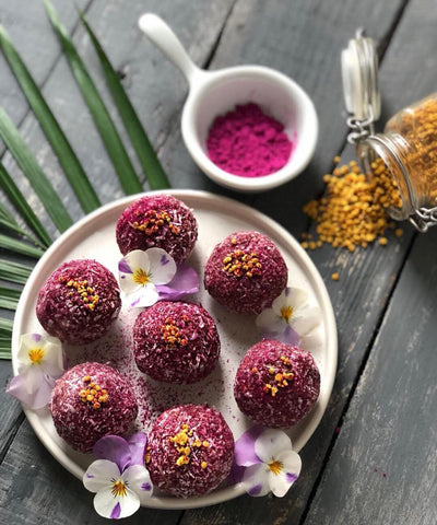 Pink Pitaya Recipes