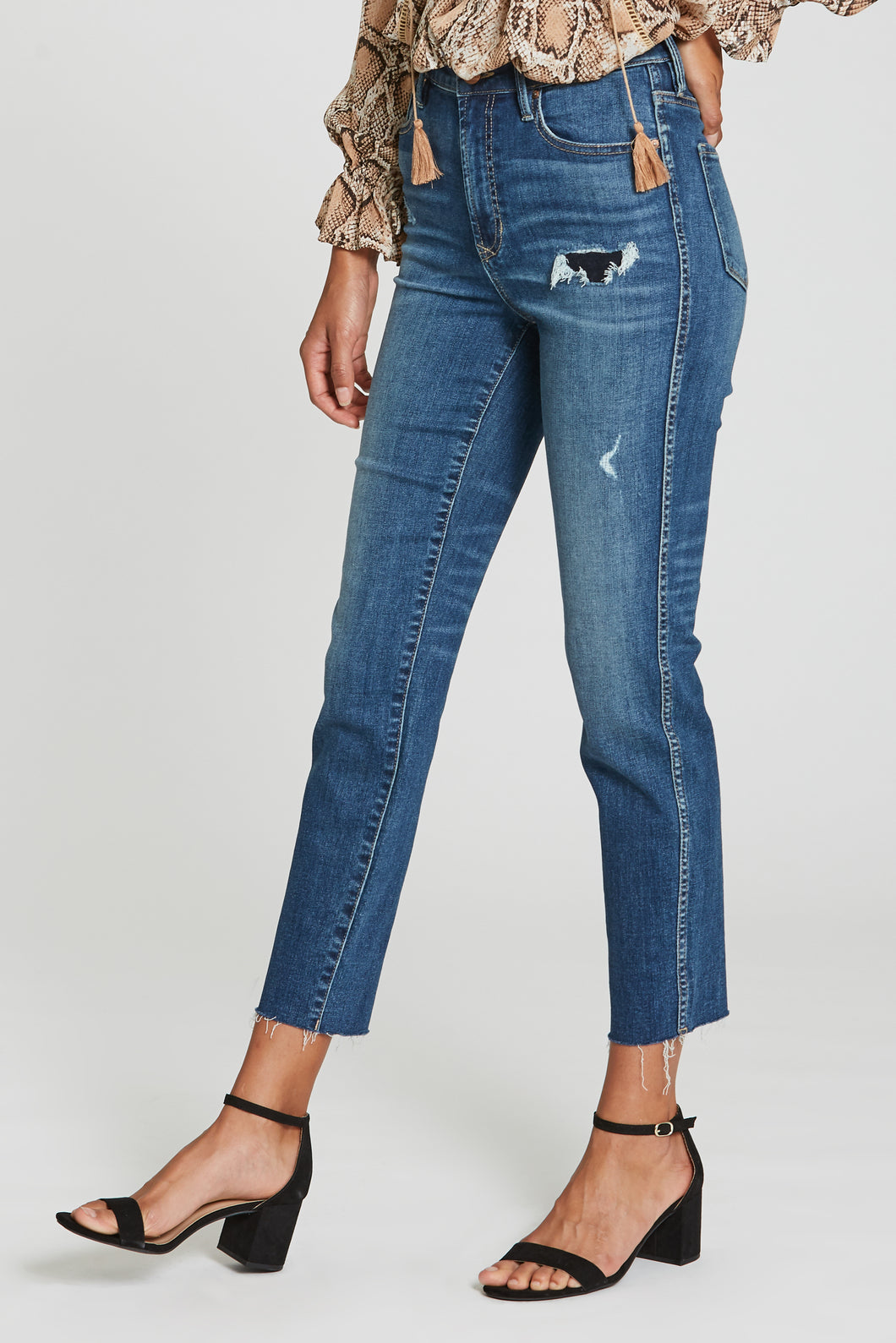 Lauren Dark Denim Jeans