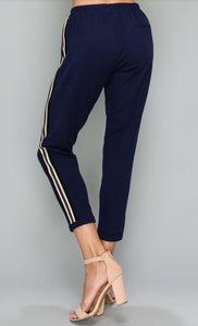Racer Stripe Track Pants