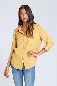 Allison Button Down Top