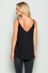 Favorite Knot Front Tank -3 Colors