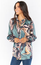 Alicia Tunic Miss Marble Luxe
