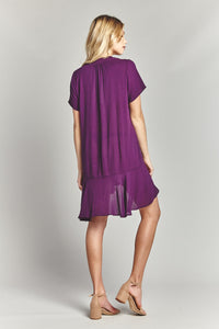 Purple Passion Dress