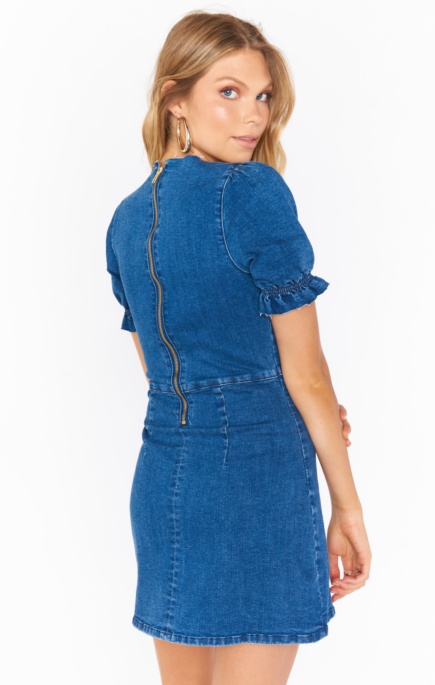 Zoey Denim Dress
