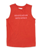 Staycation Situation Tank