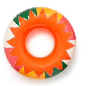 Float On Sunburst Tube
