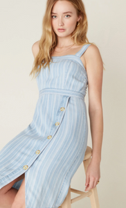 Do The Stripe Thing Chambray