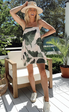 Christy Dress Queen Palms