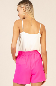 Neon Shorts - Pink or Lime