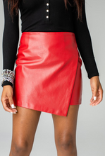 Madonna Vegan Leather Skirt