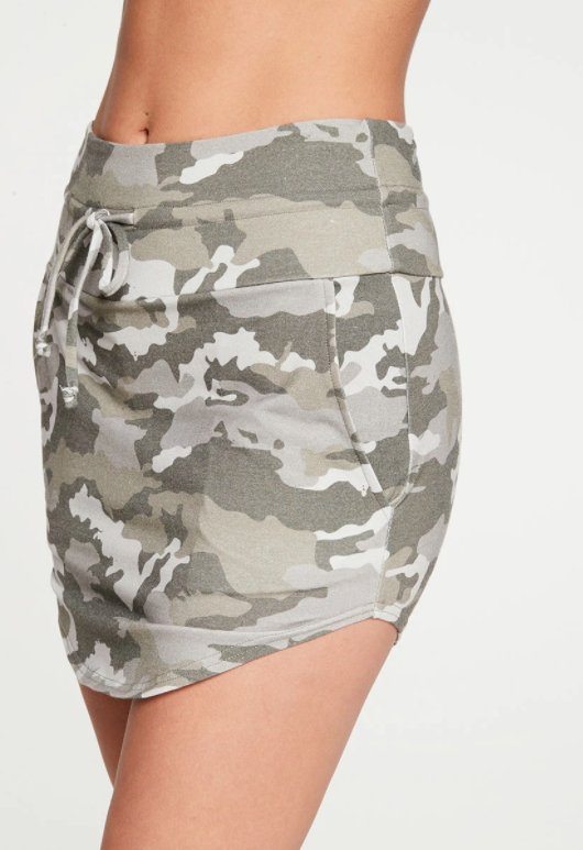 Quadrablend Mini Skort