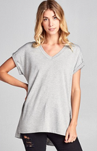 V Neck Perfect Tee