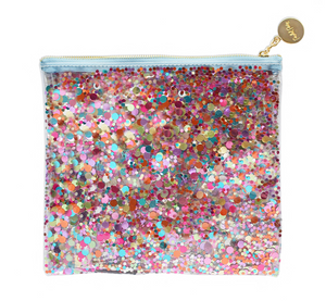 Everything Multi Confetti Pouch