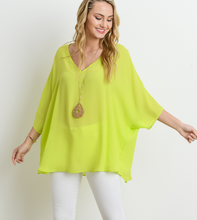 Lime Punch Top