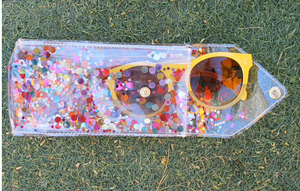 Confetti Sunglass Holder