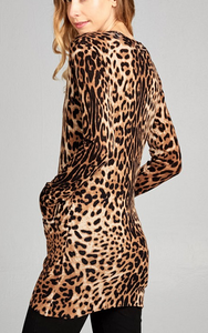 Our Favorite Leopard Cardigan