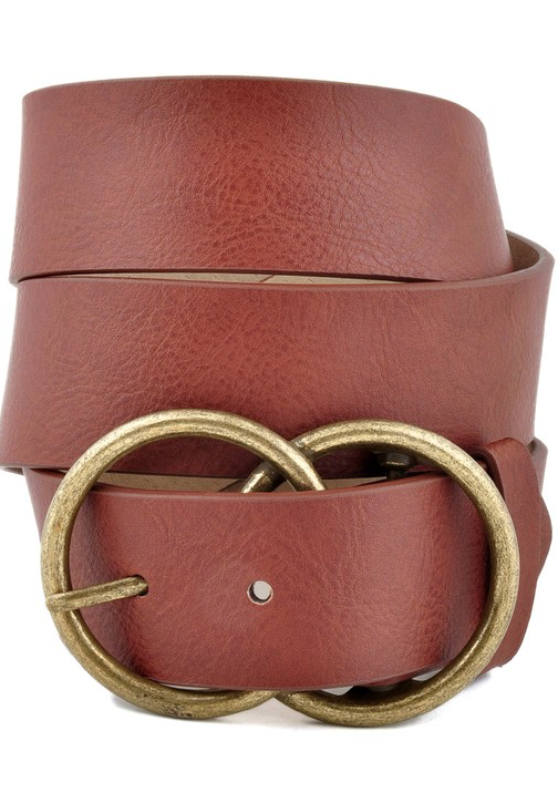 Vegan Leatherette Belt