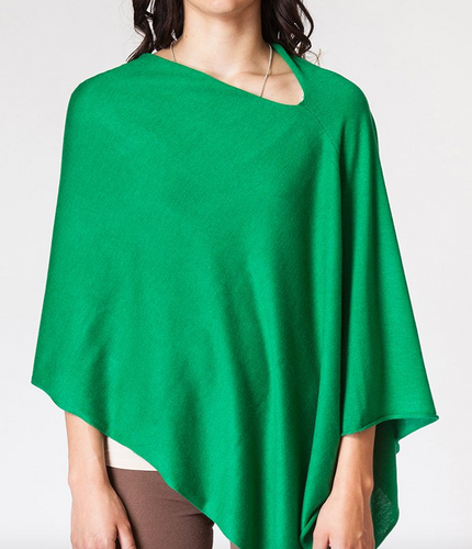 Our Favorite Poncho- 10 Colors