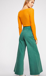 Free People Youthquake Bell Bottoms