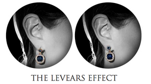 """Levears"" Stainless Earring Backs"